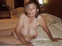 Voluptuous mature damsels getting pleasured on camera