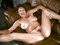 German mature mama loves anal sex
